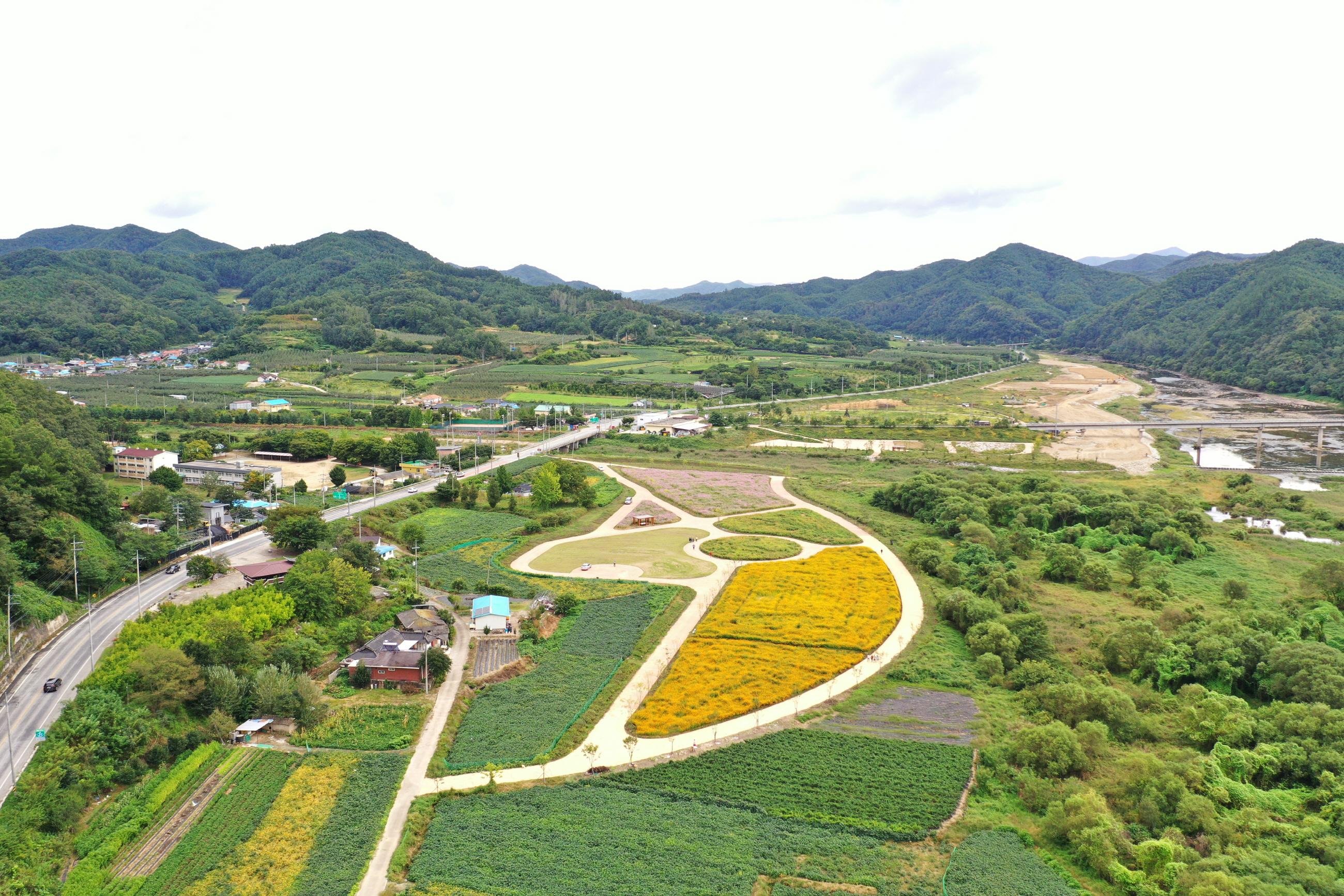 산소카페 청송군, 풍요롭고 다채로운 명품산림으로 관광사업 활성화