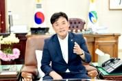 """[창간특집] 10년을 기다린 윤경희군수의 열정, """"1등 청송실현"""""""